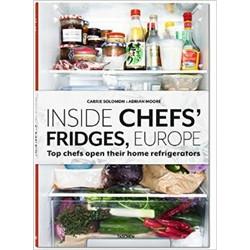 Inside Chefs' Fridges, Europe (Уценка)