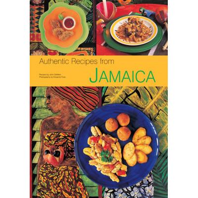 Authentic Recipes From Jamaica by Eduardo Fuss (Уценка)