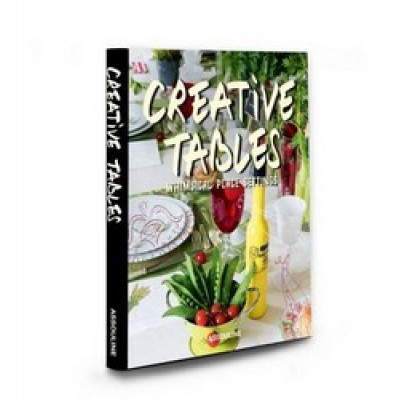 Creative Tables by Rose Fournier