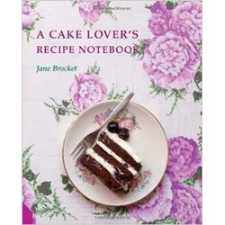 A Cake Lover's Recipe Book
