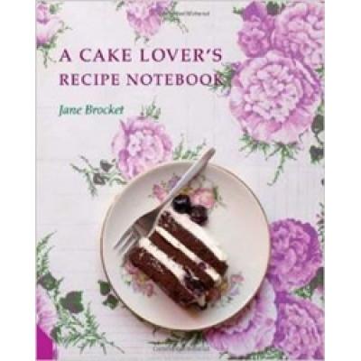 A Cake Lover's Recipe Book