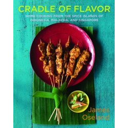 Cradle of Flavor by James Oseland (Уценка)