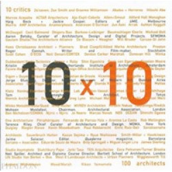 10x10. 100 Architects