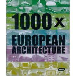 1000x European Architecture Vol II