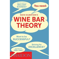 David Gilbertson's Wine Bar Theory