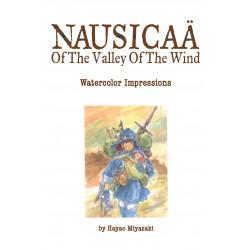 The Art of Nausicaa Valley of the Wind (Уценка)