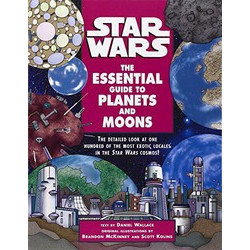 Star Wars: The Essential Guide to Planets and Moons (Уценка)