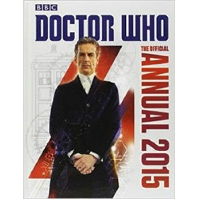 Doctor Who: The Official Annual 2015