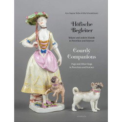 Courtly Companions: Pugs and Other Dogs in Porcelain and Faience