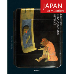 Japan in Miniature: A Gift of Inro, Ojime and Netsuke