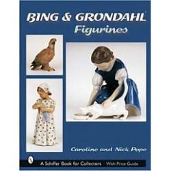 Bing and Grondahl Figurines