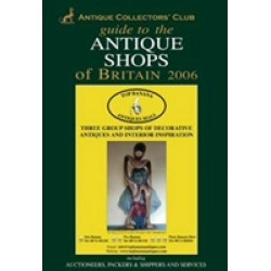 Guide to Antique Shops Of Britain 2008-2009