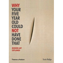 Why Your Five Year Old Could Not Have Done That: Modern Art Explained