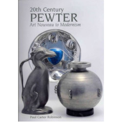 20th Century Pewter Hb