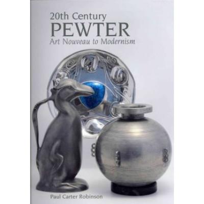 20th Century Pewter Hb