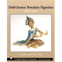 Dahl-Jensen Porcelain Figurines. 1897-1985