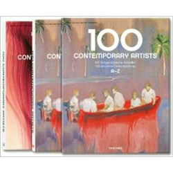 100 Contemporary Artists, 2 vol. (Уценка)