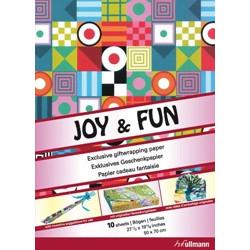 Joy and Fun Giftwrap