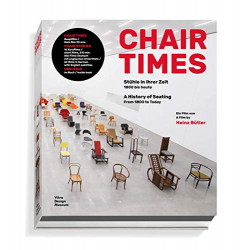 Chair Times: A History Of Seating (Уценка)