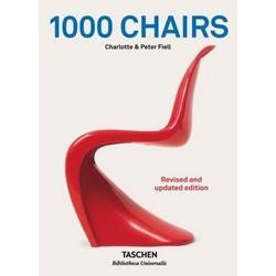 1000 Chairs (Bibliotheca Universalis)