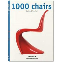 1000 Chairs (Biblioteca Universalis)