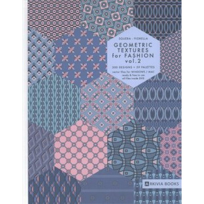 Geometric Textures for Fashion Vol. 2 + DVD