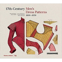 17th-Century Men's Dress Patterns: 1600 - 1630