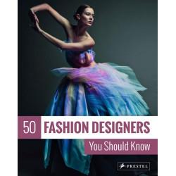 50 Fashion Designers You Should Know (Уценка)