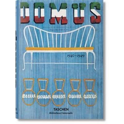 domus 1940s (Bibliotheca Universalis)