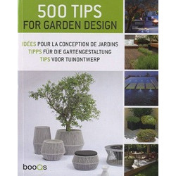 500 Tips for Garden Design