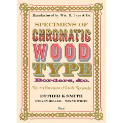 Specimens of Chromatic Wood Type (Уценка)