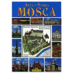 Arte e Storia Mosca (Ita) (Уценка)