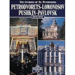 Environs of St.Petersburg. Petrodvorets-Lomonosov-Pushkin-Pavlovsk