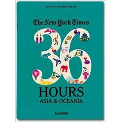 36 Hours. Asia & Oceania NY Times (Уценка)