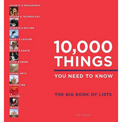 10,000 Things You Need to Know