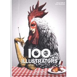 100 Illustrators (Уценка)