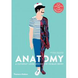 Anatomy: A Cutaway Look Inside the Human Body (Уценка)