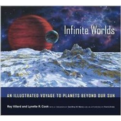Infinite Worlds: An Illustrated Voyage to Planets Beyond Our Sun (Уценка)