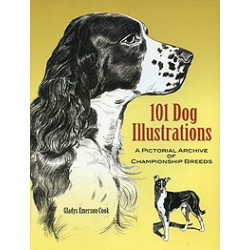 101 Dog illustrations