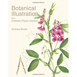 Botanical Illustration from Chelsea Physic Garden (Уценка)