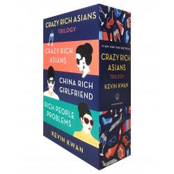 <br />The Crazy Rich Asians Trilogy Box Set