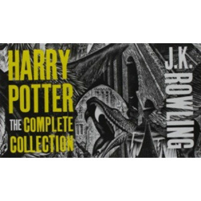 The Complete Harry Potter Collection Boxed Set 7 books PB