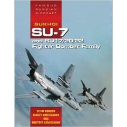 Famous Russian Aircraft: Sukhoi Su-7