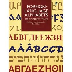 Foreign-Language Alphabets