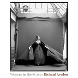 Woman in the Mirror by Richard Avedon