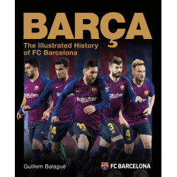 Barca: The Official Illustrated History