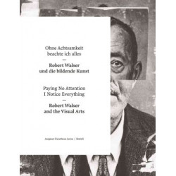 Paying No Attention I Notice Everything: Robert Walser and the Visual Arts