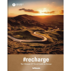 #recharge: The Ultimate EV Travel Guide for Europe