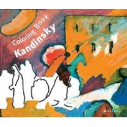 Kandinsky (Coloring Book Series)