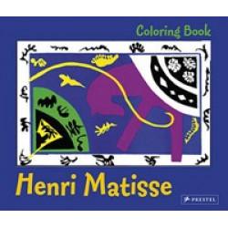 Henri Matisse (Coloring Book)